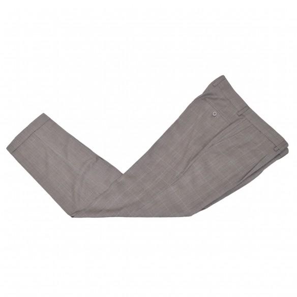Pantalone fresco lana Galles coperto sabbia Snoopy