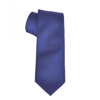 Cravatta Blue Checkered