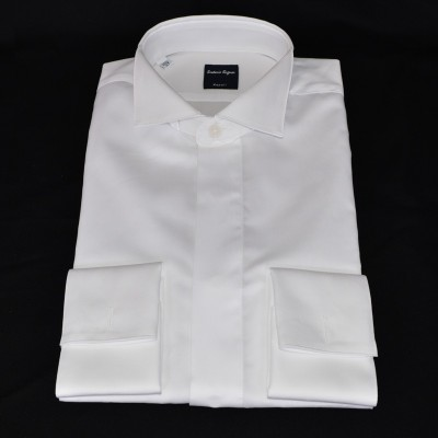 Camicia bianca Cavour diplomatica