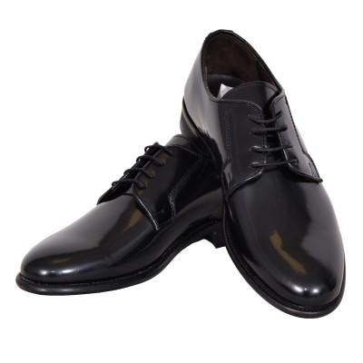021 Scarpe modello Derby nero